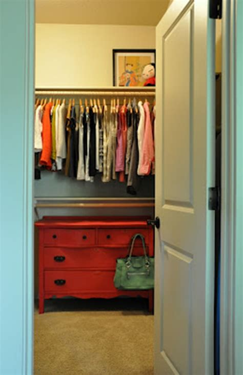 Dresser In The Closet organized entryways and repurposed dressers
