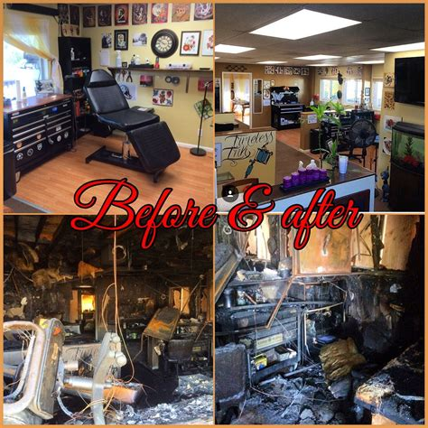 san clemente tattoo shops shop owner says he felt threatened prior to arson
