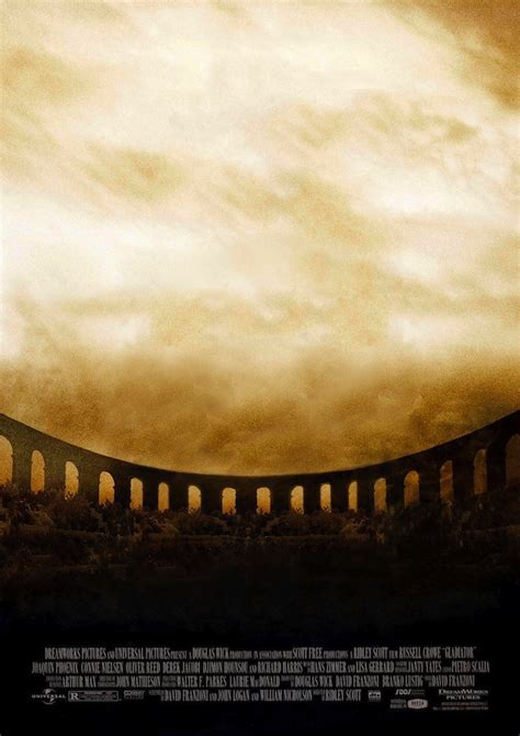 gladiator film background can you identify these movie posters with only the
