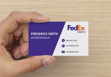 fedex business card template fedex business card template 28 images exle fedex