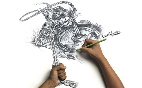 Drawing Wallpaper by Amaizing Things Wallpapers Drawing