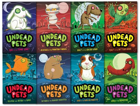 picture books about pets undead pets collection 8 books set by sam hay rabbit