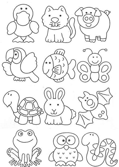 imagenes cool de animales m 225 s de 25 ideas fant 225 sticas sobre dibujos para pintar en