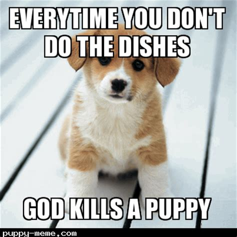 Meme Dishes - do your dishes