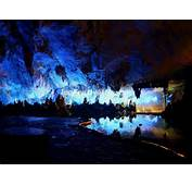 Reed Flute Cave  Guilin Pictures China