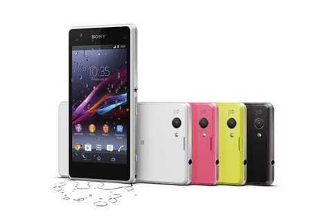 sony xperia z1 compact sony xperia z1 compact premi 232 re impressions