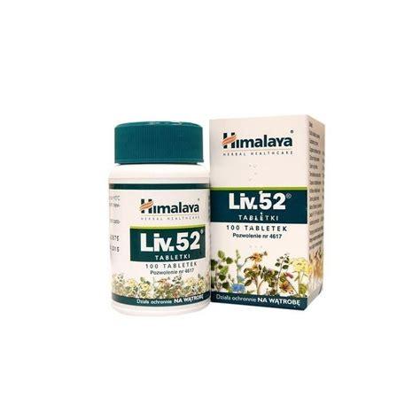 Liv 52 Liv 52 Himalaya Liv52 himalaya liv 52 100 tabletek aptisan pl