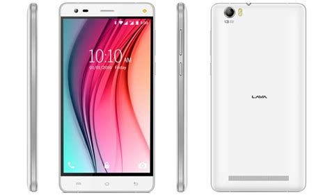 Hp Lava Grand 2 lava v5 pictures official photos