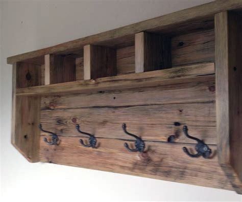 woodworking projects ideas farmhouse coat hanger from pallet wood pallet wood