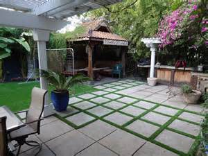 How To Install Patio Stones Better Than Real Artificial Grass 20 Photos