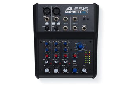 Mixer Audio 2 Jutaan mixers