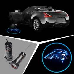 Led Lighting For Car Carolina Panthers Led Welcome Light Ghost Shadow Projector