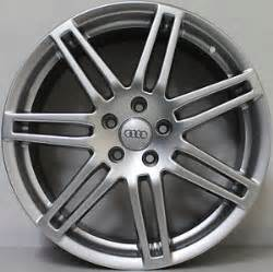 Audi A4 19 Inch Alloys 19 Inch Afternarket Audi Rs4 Alloy Wheels To Suit A4 A6 A8