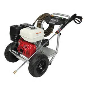 Honda Power Washer Shop Aluminum 4000 Psi 3 3 Gpm Carb Compliant