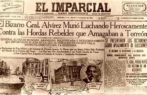 de la prensa escrita valles ruiz revista mexicana de opinin 4 prensa cronolog 237 a mexicana de medios