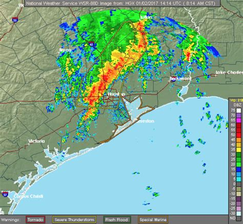 houston weather map severe thunderstorm warning issued for most of houston houston media