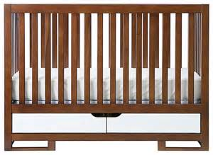 Baby Crib Modern Oslo Modern Baby Crib Contemporary Cribs Other Metro By Karla Dubois