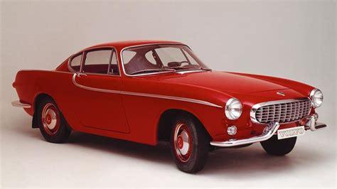 volvo sports cars volvo history volvo p1800