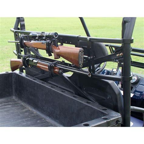 Gun Rack For Golf Cart by Power Ride Gun Carrier For Utvs Golf Carts Discount Rs