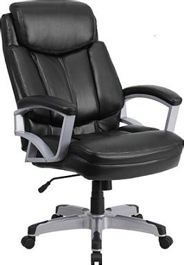 Office Chairs High Weight Capacity Big Executive Office Chair Black Mad Mund