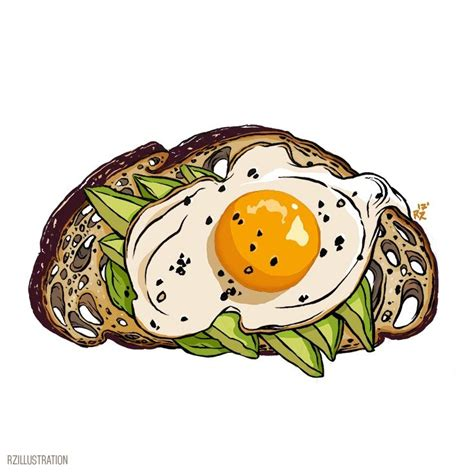 my ate avocado 17 best images about my and illustrations on behance posts and