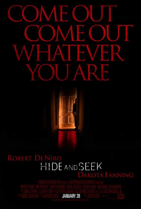 hide and seek a hide and seek movie posters from movie poster shop