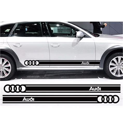 Audi Decals by Audi Stickers For Car Satu Sticker