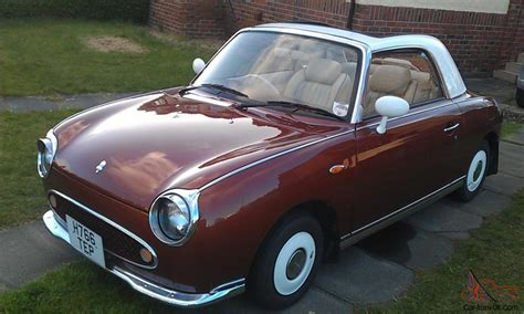 nissan figaro bumpers for sale nissan figaro 1 0 turbo automatic hazel brown