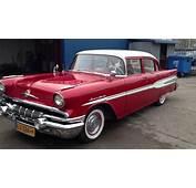 1957 Pontiac Superchief  YouTube
