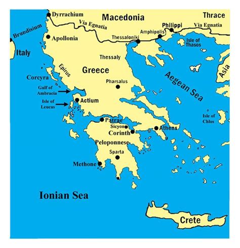 ionian sea map 1000 images about greece on ancient greece