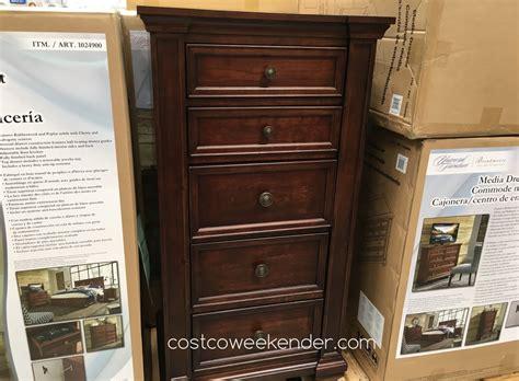 Lyndhurst Media Dresser Costco Bestdressers 2017 Lyndhurst Bedroom Furniture