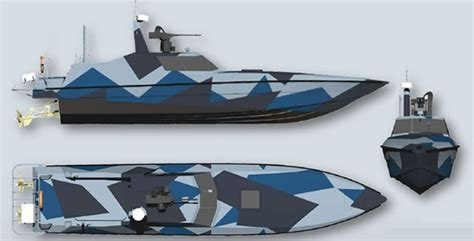 dv 15 boat navy recognition
