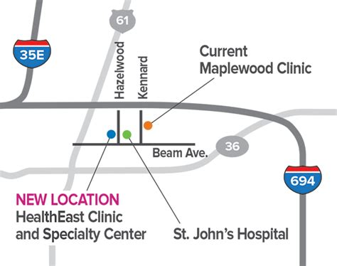 Healtheast Clinic Cottage Grove by Healtheast Clinic Specialty Center