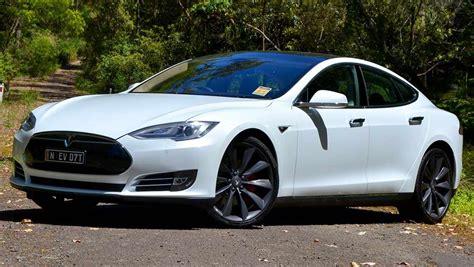 Tesla Model S 2014 Review 2014 Tesla Model S Review P85 Drive Carsguide