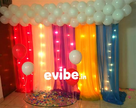 birthday decorations at home photos top 8 simple balloon decorations for birthday party at