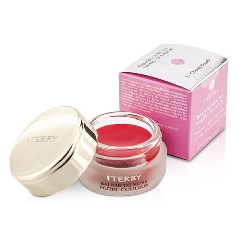 by terry baume de rose nutri couleur 3 cherry bomb 7 gr baume de rose nutri couleur 3 cherry bomb by terry