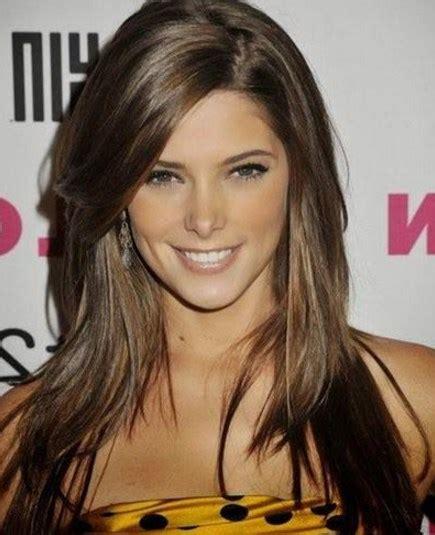 Rambut Sambung Ikal gaya rambut segi sambung rambut segi panjang gambar gaya model rambut segi pendek