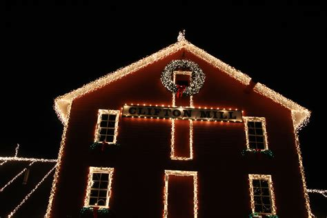 Clifton Mill Christmas Lights Ohio Girl Travels Clifton Mill Lights 2014