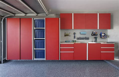 garage storage cabinets with doors garage cabinets storage systems organizers direct