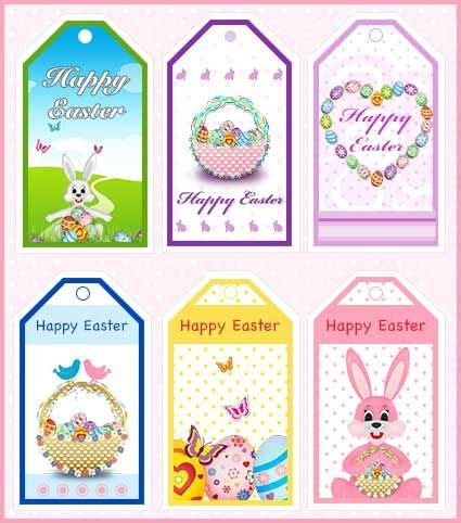 Easter Gift Card Template by Free Printable Easter Gift Tags My Free Printable Cards