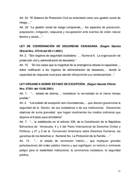 gaceta oficial nro 40846 correspondiente al 11 de u e territorio delta amacuro plan de emergencia escolar