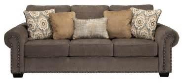 buy ashley furniture 4560039 emelen queen sofa sleeper