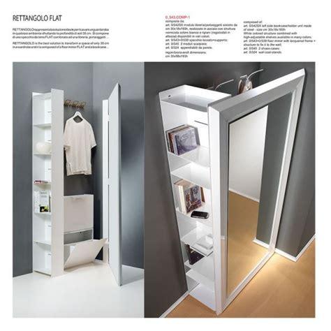 mobili ingresso ebay mobili salvaspazio per ingresso angolo rettangolo c1 in