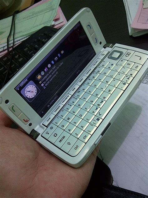 Casing Hp Nokia E90 Original myuniquephones nokia e90 white