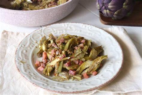 cucinare carciofi in padella 187 carciofi in padella ricetta carciofi in padella di misya
