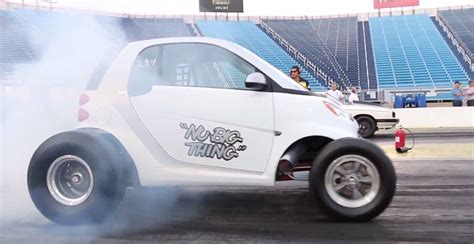 big smart car big block smart car is back and faster than before