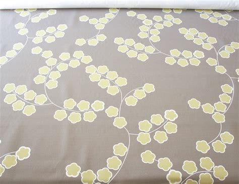 Organic Upholstery Fabric by Organic Fabric Cherry Blossom Upholstery Fabric San Francisco By Jizhar