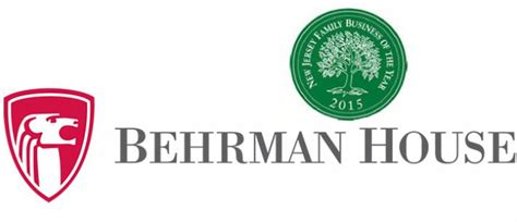 Behrman House by Behrman House Among 15 New Jersey Family Business Of The Year Honorees Behrman House Publishing