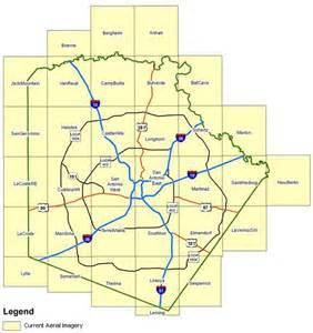 city of san antonio official web site map services