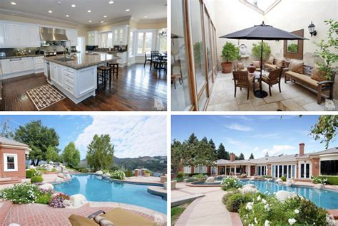 tori spelling home decor tori spelling settles down temporarily in thousand oaks